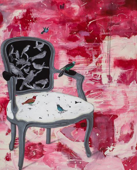 Alexandra Eldridge, The Ceaseless Process of Becoming