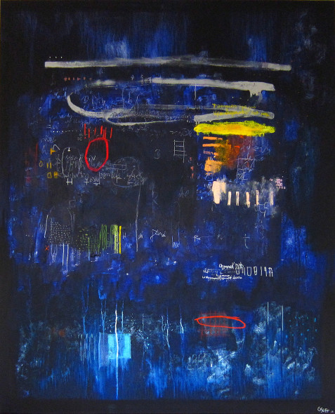Guillaume Seff, Études bleue