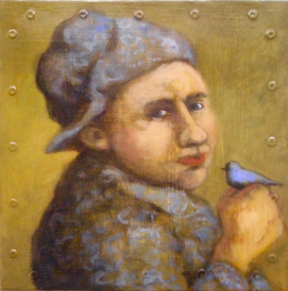Santiago Perez, The Little Blue Bird