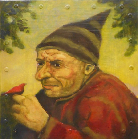 Santiago Perez, The Little Red Bird