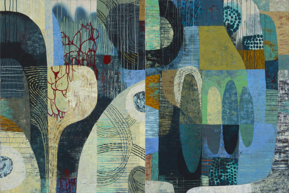 Claire B Cotts, Metamorphosis (Morpho Azul)
