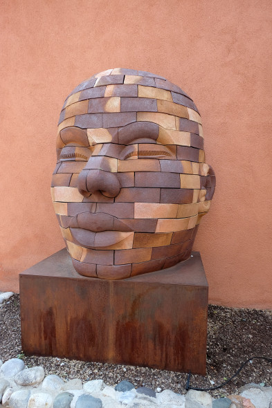 James Tyler, Canyon Road Brickface