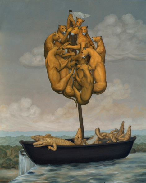 Juan Kelly, El Barco Soberano