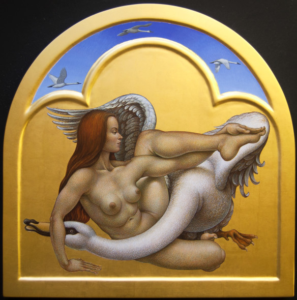 Michael Bergt, Leda and Swan