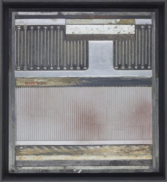 Randall Reid, Gray Walls