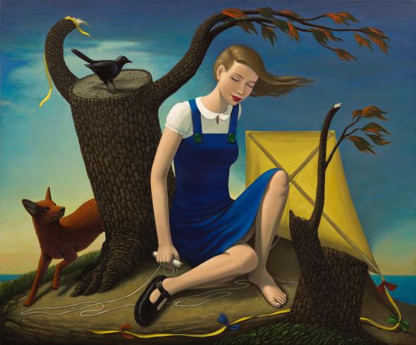 John Tarahteeff, The Kite