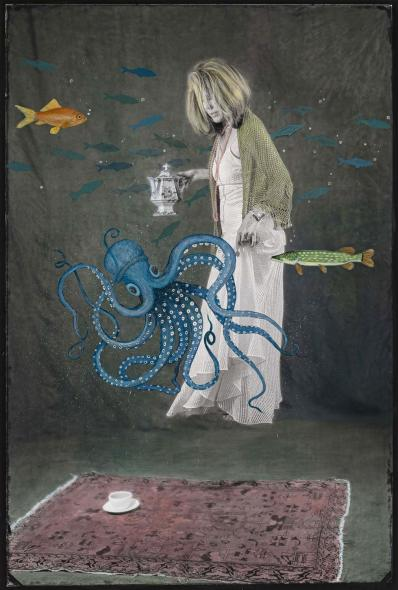 Alexandra Eldridge, Encounters with the Depths