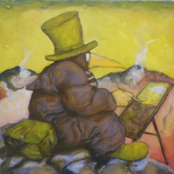 Santiago Perez, The Scene Painter