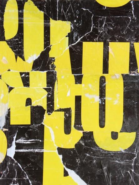 Cecil Touchon, Fusion Series 3446 (Paris Papers)