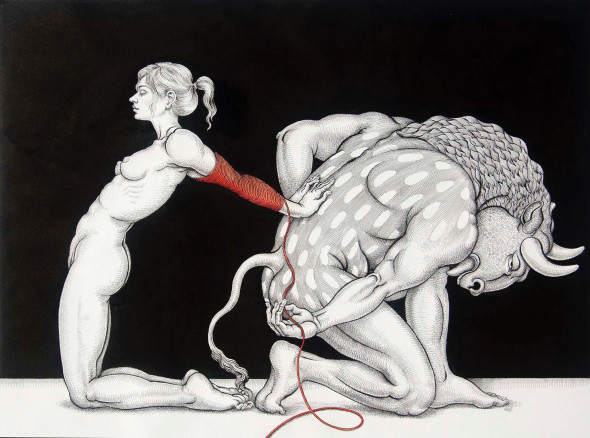 Michael Bergt, Ariadne's Thread