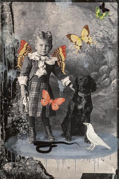 Alexandra Eldridge, The Winged Life