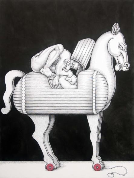 Michael Bergt, Trojan Horse