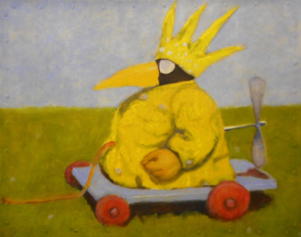 Santiago Perez, The Windup Toy