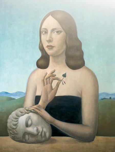 Alberto Galvez, Lucrecia ll