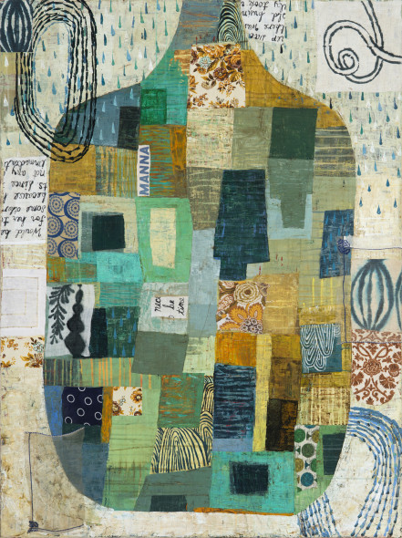 Claire B Cotts, sheltering in place (II)