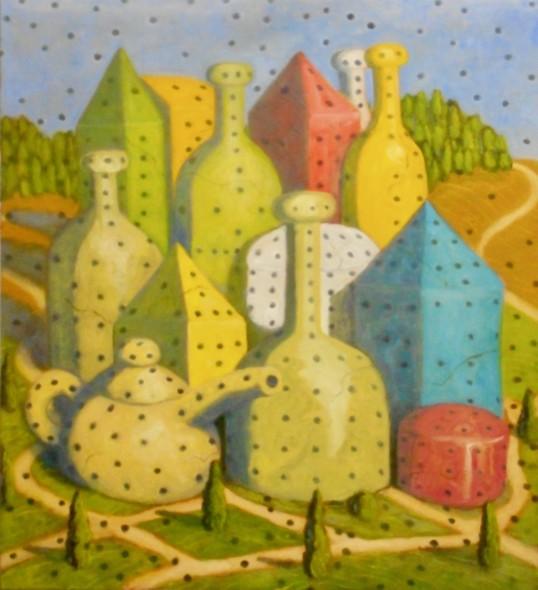 Santiago Perez, 10,000 Holes in Blackburn, Lancashire