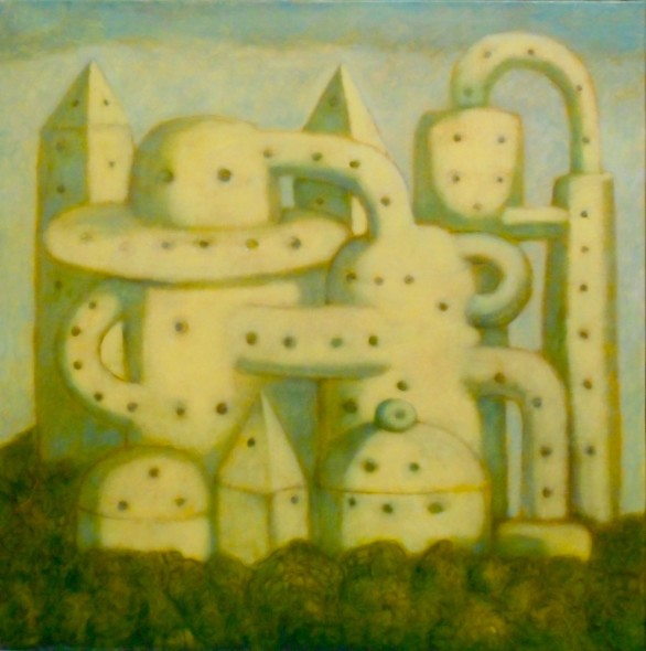 Santiago Perez, The Castle