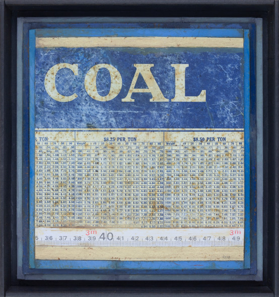 Randall Reid, Coal