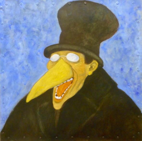 Santiago Perez, The Chicken Man