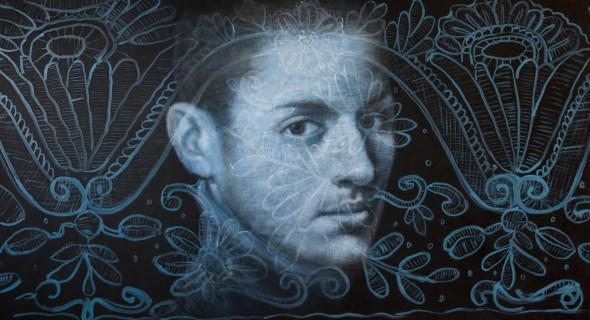 Alberto Galvez, el velo de guillermo