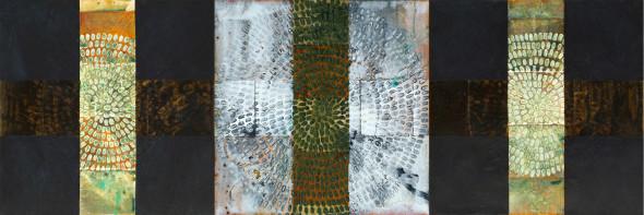 Antonio Puri, Faith (triptych)