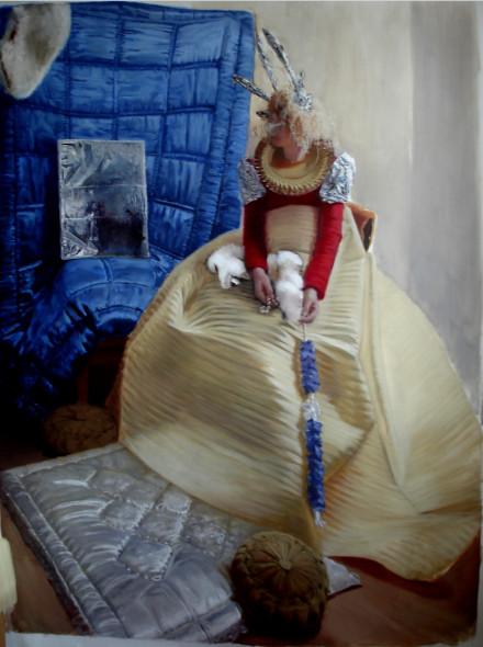 Teodora Axente, Las Meninas