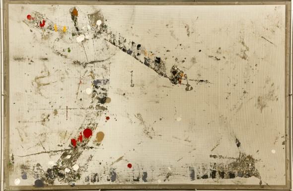Enrique Brinkmann, Negro Zig-Zag, 2001