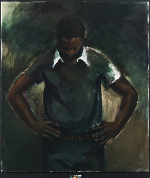 Lynette Yiadom-Boakye, The Quartz, 2013