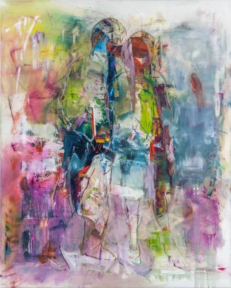 Robert Muntean, Sound World (Redon), 2018