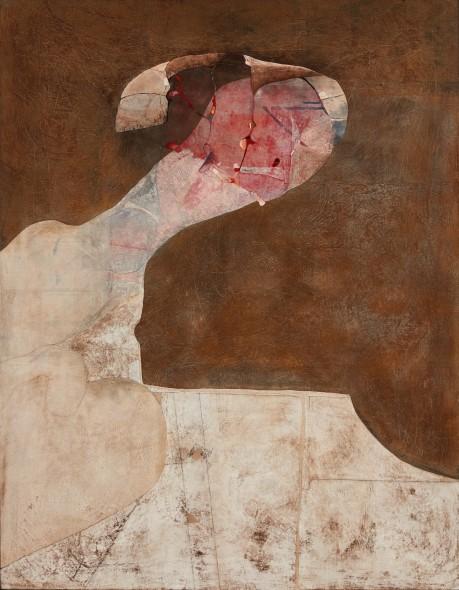 Enrique Brinkmann, Figure en diagonale, 1981