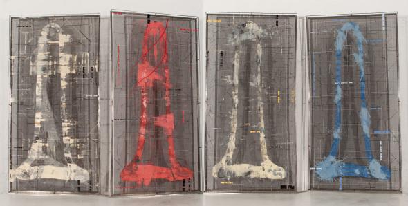 Enrique Brinkmann, Cuatro Estudios de Sonajero Chino, 2011