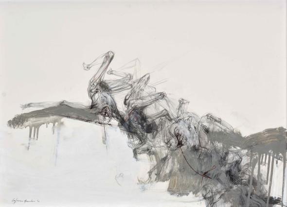 Lanfranco Quadrio, The damned, 2015
