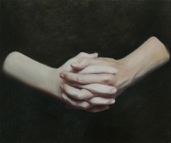 Ruozhe Xue, Hand in Hand, 2019