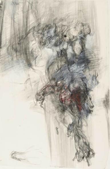 Lanfranco Quadrio, Rain and howling hounds, 2006