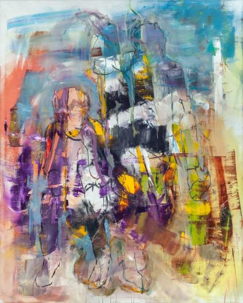 Robert Muntean, Sound World, 2018