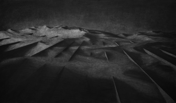 levi van veluw, Intersected Landscape, 2016