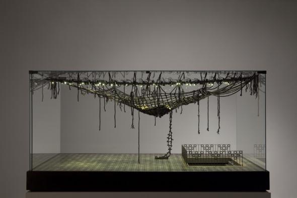 Sebastián Gordín, The nest (Ville d'Avray), 2015