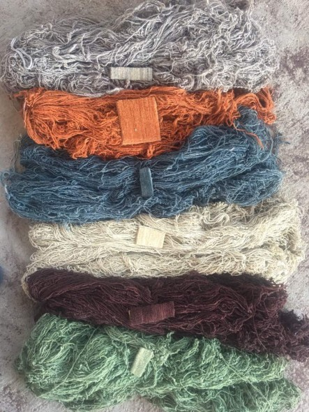 Afghan wool