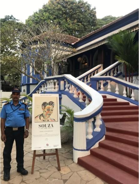 Souza in the 40s, Sunaparanta Centre for the Arts, Goa