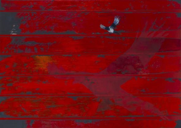 Angeli Sowani, Flight II, 2015