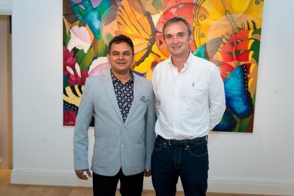 Premal Sanghvi and Conor Macklin