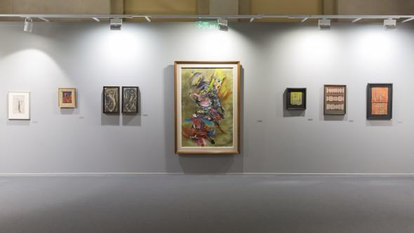 Grosvenor M11 Art Dubai 2018 Booth 1