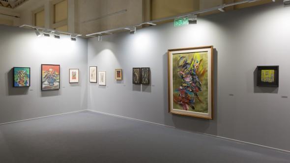 Grosvenor M11 Art Dubai 2018 Booth 3