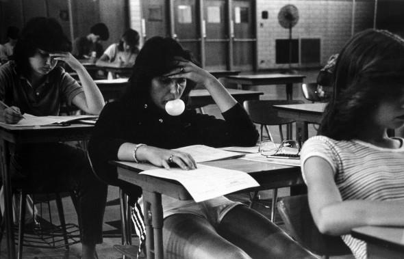 Bubble Gum Girl, 1984