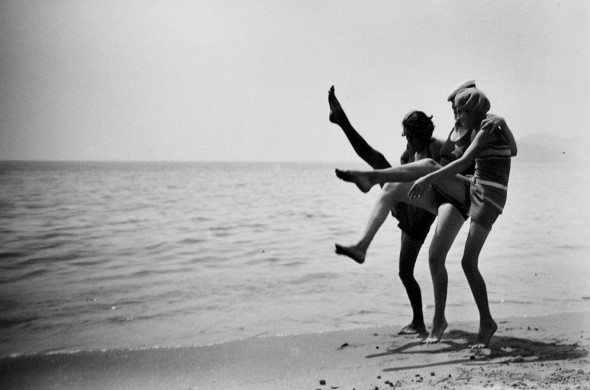 Véra, Bibi and Arlette, Cannes May 1927