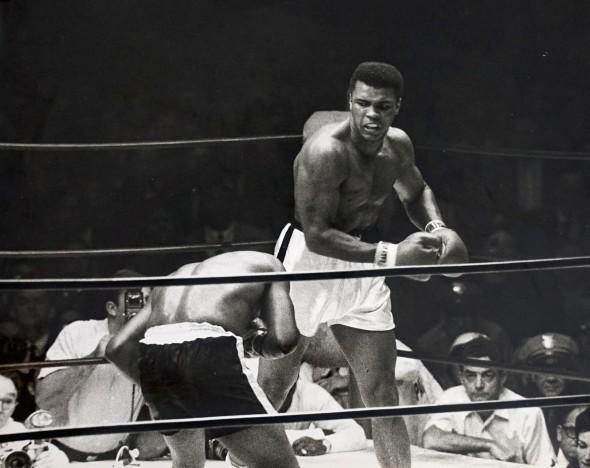 Muhammad Ali v Floyd Patterson, Las Vegas, United States, 1965