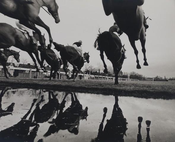 Water Jump, Sandown Park, Esher, c. 1970s