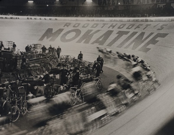 Antwerp 6 Days Cycle Race, Feb 1961