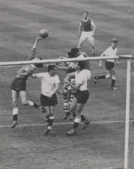 Ipswich Town v Tottenham, 11 Aug 1962, FA Charity Shield
