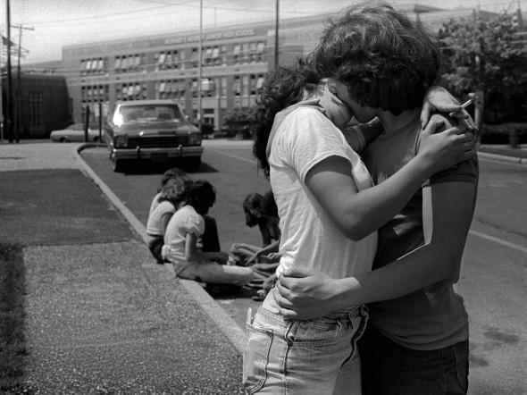 The Kiss, 1978